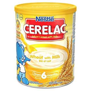 Trigo Nestlé Cerelac Con Leche 400 G Inglaterra