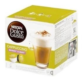 Nescafe Dolce Gusto Cappuccino Light 161,6 Gramos