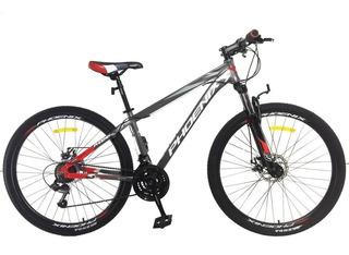 Bicicleta Mtb Phoenix Kx620 Rod 27.5 Alum.discshimano 21vel