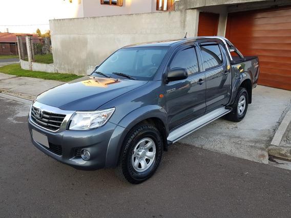Toyota Hilux Sr 2.5 4x4 2013 195000km