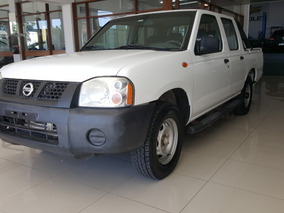 Nissan Frontier Np300 Nafta Doble Cabina