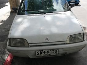 Citroen Ax First 94 Ax First 1994