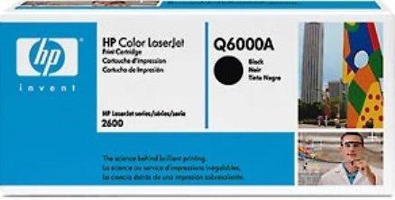 Toner Hp Q6000a Negro Laserjet