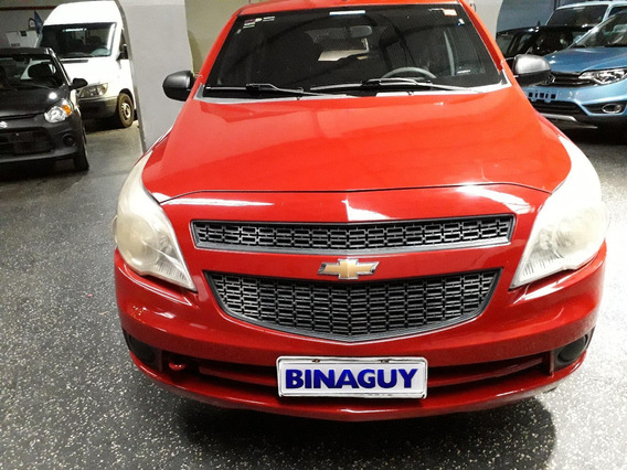 Chevrolet Agile Ls / Dir+ Aa / 2011 / Permuto Financio!
