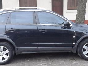 Chevrolet Captiva 2,4, Cuero, Multimedia,10.000 + Saldo