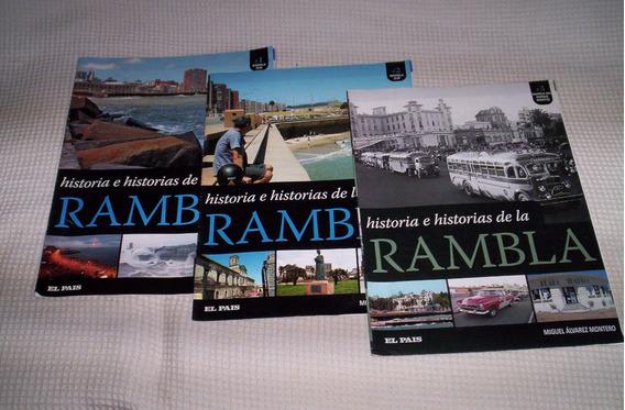 Historia E Historias De La Rambla Coleccion El Pais..