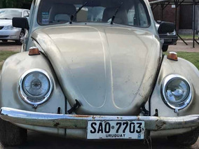 Volkswagen Fusca Fusca Año 77