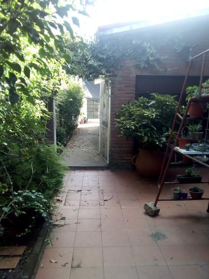 Monoambiente Con Patio Privado Y Seguridad En La Puerta.