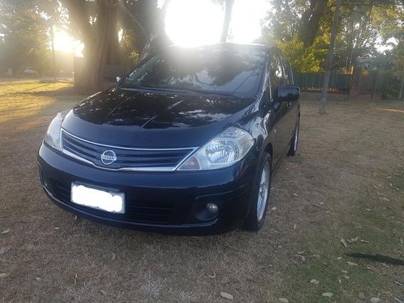 Nissan Tiida 1.8 Financio 1dueño