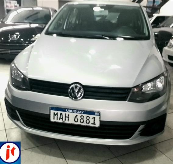Volkswagen Gol G7 Power 1.6cc 101cv 37.000 Km Nuevo Gris