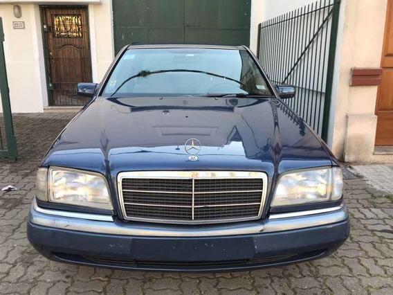 Mercedes-benz Clase C 1.8 C180 Elegance 1995