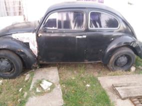 Volkswagen Fusca 63 Aleman