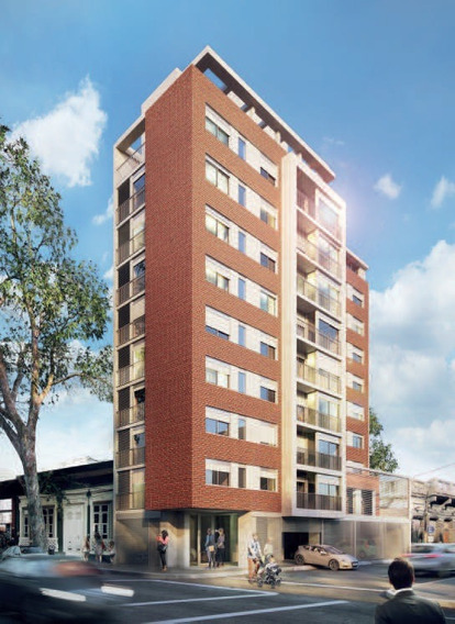 Apartamento De 1 Dormitorio En Venta, Cordón - Soho Minas