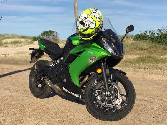 Kawasaki Ninja 650r Inmaculada, Vendo O Permuto.