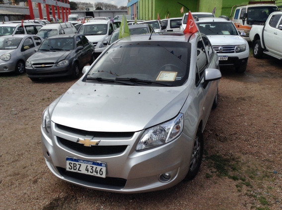 Chevrolet Sail Sedan Extra Full 2014
