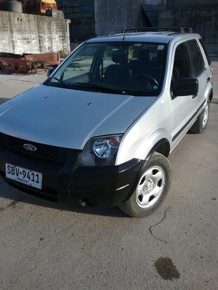 Vendo Camioneta Ford Ecosport 1.6