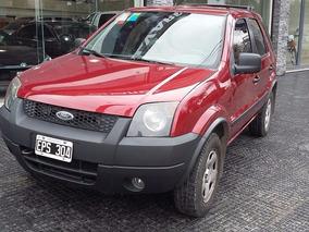 Ford Ecosport 1.4 Tdci 4x2 Xls Año 2004 Color Bordo