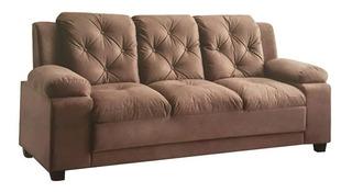 Sillon 3 Cuerpos Tela Sillon Sofa