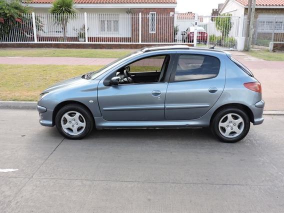 Peugeot 206 Xt Extra Full U$s 5500 Y 18 Cuotas U$s 175