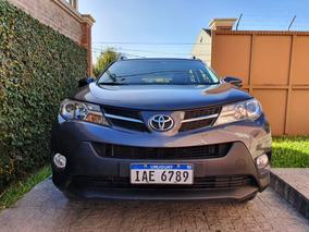 Dueño Vende Toyota Rav4 4x2 Cvt 2014 - Excelente Estado
