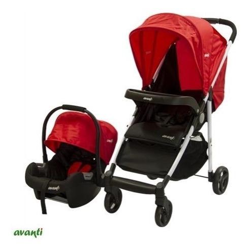 Coche Avanti Bebe Prisma Travel System Petit Baby