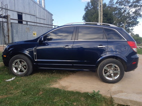 Chevrolet Captiva 3.6 Sport 270hp 6ta