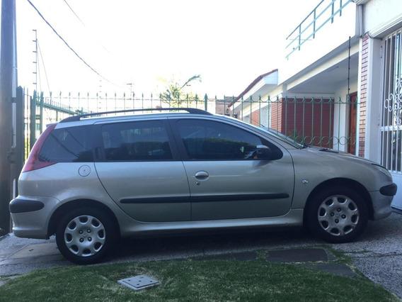 Peugeot 206sw, Diesel, 1.4. Unico Dueño. **precio Reducido**
