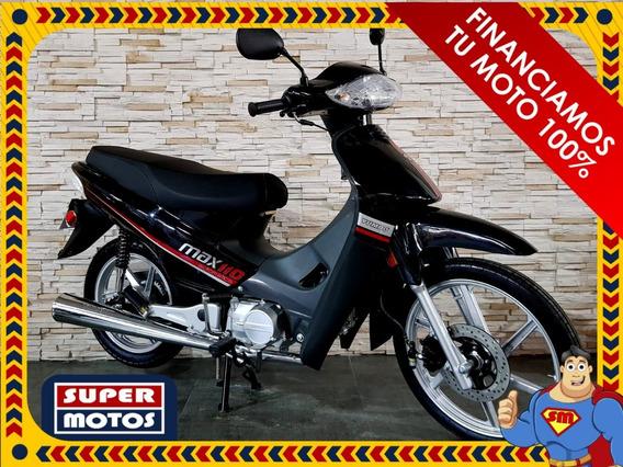 Yumbo Max 110 Financiamos Tu Moto 100%