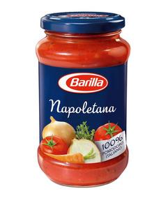 Salsa Barilla Para Pasta Napolitana 400gr