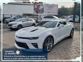 Chevrolet Camaro Ss Six Único 2018 Blanco 2 Puertas