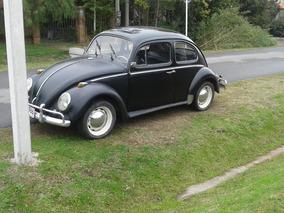Volkswagen Fusca 1300cc Año:1963