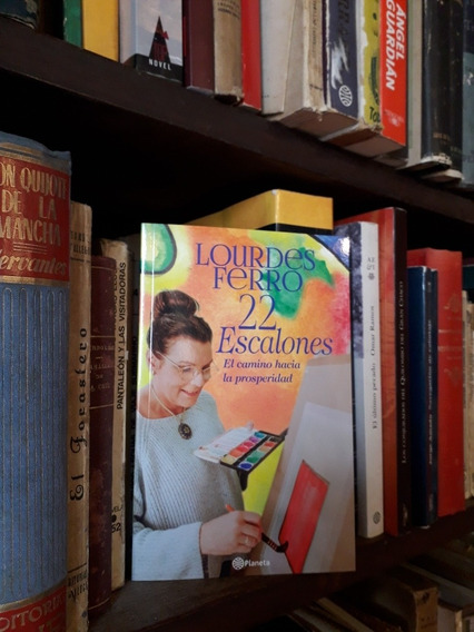 Lourdes Ferro 22 Escalones Oferta!! Camino Hacia Prosperidad