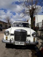 Vendo O Permuto Mercedes Benz 180 D Rural