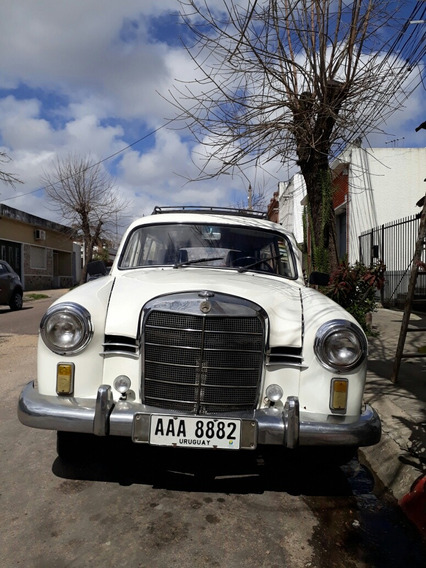 Vendo O Permuto Mercedes Benz 180 D Rural
