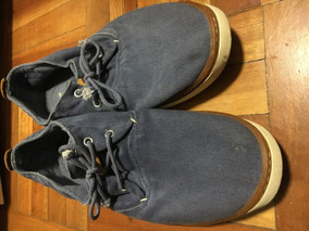 Calzado Timberland Blue,10us - Como Nuevo