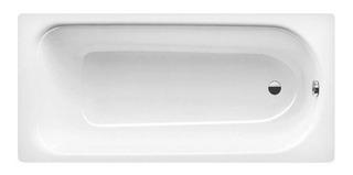 Bañera De Acero Esmaltado 1.70 X 0.70 Mt