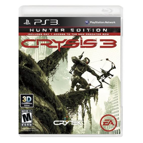Oferta! Caja Sellada- Crysis 3: Hunter Edition Ps3