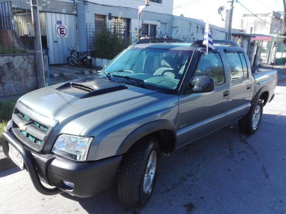 Chevrolet S10 Doble Cabina 2.8 T/ Diesel Motor Mwm Año 2010¡