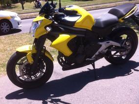 Moto Kawasaki Er 6n 650cc