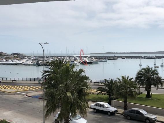 Apartamento, 4 Dorm + Dep. Serv, Puerto, Punta Del Este, Venta Y Alquiler-ref:151