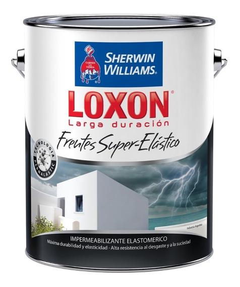 Pinturas Sherwin Williams Loxon Ld Super Elástico 20 Lts