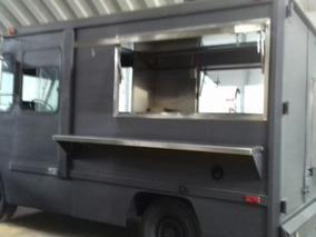 Food Truck Forrado En Acero Inoxidable Fabricantes