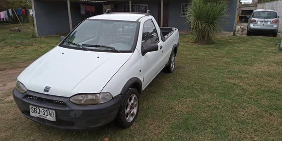 Fiat Strada 1.7 Ex 2003