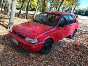 Subaru Justy 5d Gl 5s