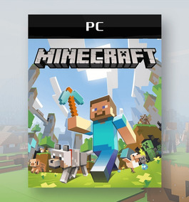 Minecraft - Pc - Original - Codigo - Somos Mercadolider