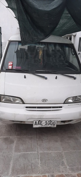 Hyundai H100 Grace Panel Van Dlx