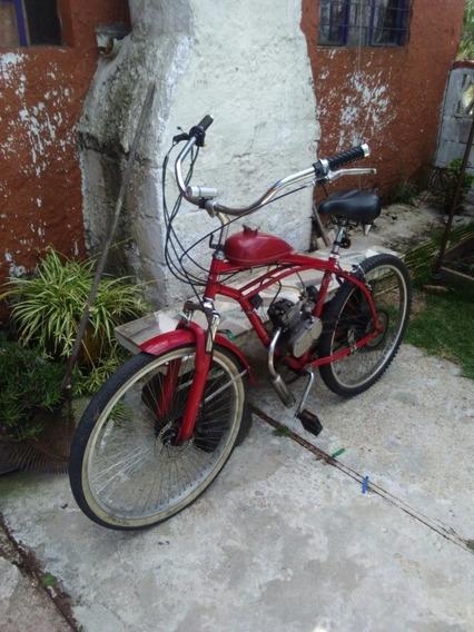 Mosquito Bici Con Motor
