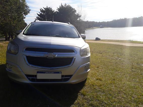 Chevrolet Spin 1.8 Ltz Año 2014 En Inmejorables Condiciones