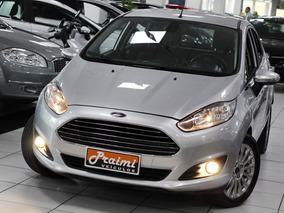 Ford New Fiesta Titanium 1.6 Flex Automático 2015