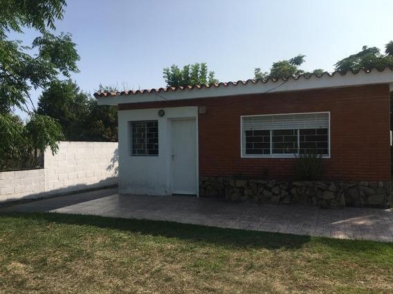 Alquilo Casa En Lomas De Solymar